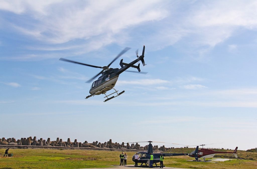 5 Best Helicopter Rides (Tours) in the World for Adventure Junkies