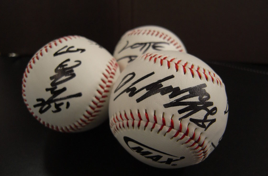 autograph-ball
