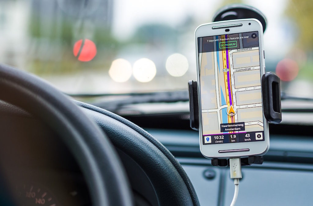 How the GPS Tracker Evolved Over Time