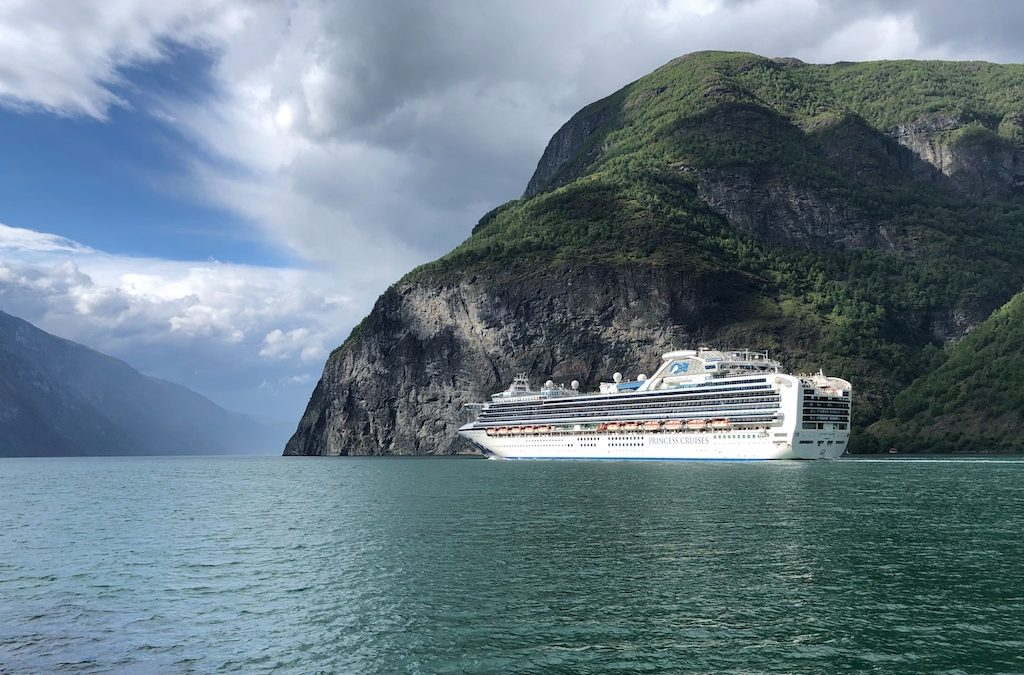 Captain Alexis Fecteau – Why I Love Going on Cruises