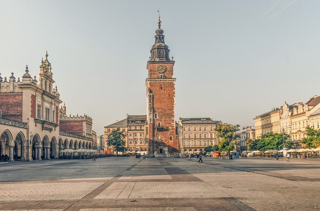 A Party Weekend in Krakow