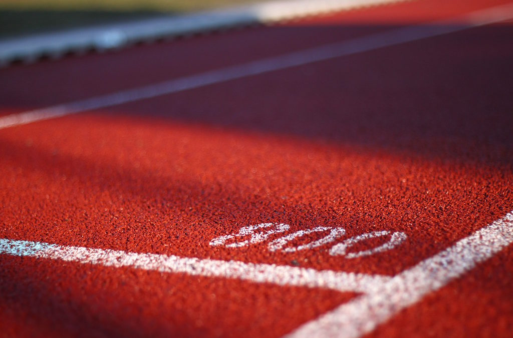 How To Run Faster 40-Yard Dashes