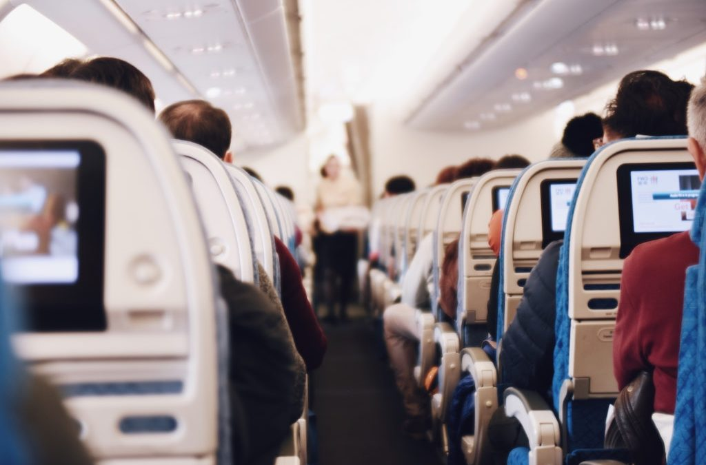 Tips to stay healthy while traveling for work