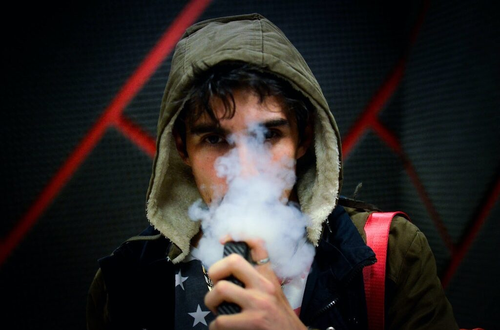 Vaping and Its Effect on Mouth Bacteria